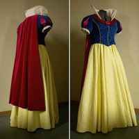 Snow White Parks Costume (Embroidered)