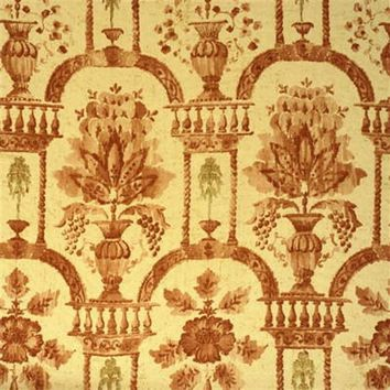 Lee Jofa Fabric 2005222.24 Rye Damask Fox