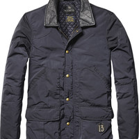 Nylon Field Jacket - Scotch & Soda