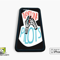 twenty one pilots 2 iPhone Case 4, 4s, 5, 5s, 5c, 6 and 6 plus by Avallen