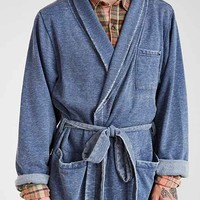 Daily/Special Burnout Robe- Blue