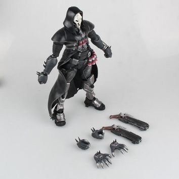 Overwatch Reaper Poseable Action Figure Classic Skin