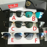 Ray Ban Ray-Ban Women Men Personality Sun Sunglasses Glasses