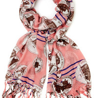 ModCloth Change for the Better Scarf