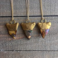 1 Of A Kind Aura Shark Tooth