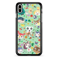 Animal Crossing New Leaf iPhone X Case
