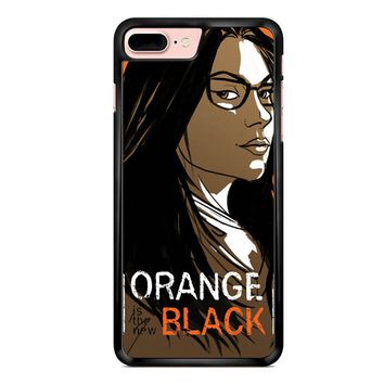 Orange Is The New Black Alex Vause 3 iPhone 7 Plus Case