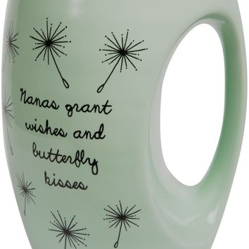 Nanas grant wishes and butterfly kisses Coffee Mug