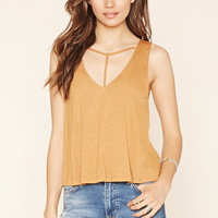 Contemporary Strappy Tank | Forever 21 - 2000202996