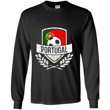 Portuguese Flag Soccer Shirt Portugal Football 2018 Jersey