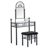 Home Source Industries Vanity Set with Mirror - Walmart.com