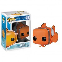 Finding Nemo: Nemo POP Disney #73 Vinyl Figure by Funko Eknightmedia.com