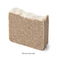 MINERAL MUD AND SPROUT SOAP BARS