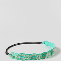 Heidi Scallop Headband
