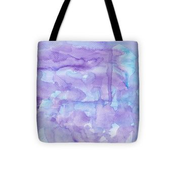 """Dyed water Tote Bag 13"""" x 13"""""""