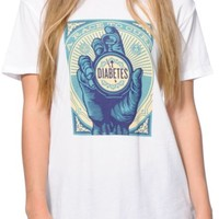 Obey Diabetes Awareness T-Shirt