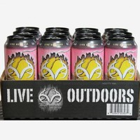 Realtree Energy Drinks | Realtree AP Pink lemonade 12-pk