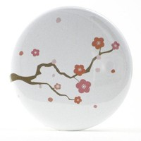 Flower Pocket Mirror Cherry Blossom by MAUpromos on Etsy ($5)