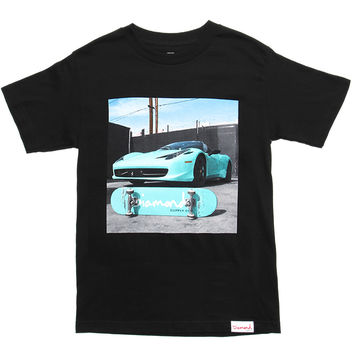 Diamond Supply Co. - Ferrari T-Shirt