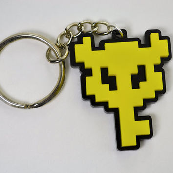 Legend of Zelda Master Key Keychain - Laser Cut Acrylic Boss Key