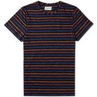 Oliver Spencer Breton Stripe Tee