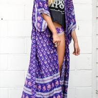 Spell & the Gypsy Collective Bohemian Royale Kimono