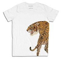 "T-Shirt ""Japanese Tiger"""