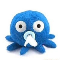 Home & Decor Home & Decor Cute Cartoon Octopus Tissue Paper Box Holder-blue