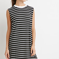 Multi-Stripe Dress