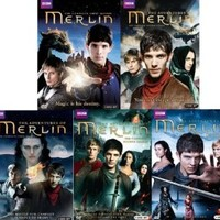 Merlin Complete Series Seasons 1-5 (2012)