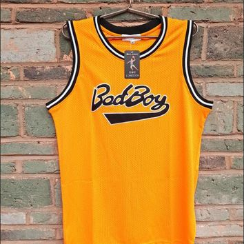 "VINTAGE Biggie Smalls ""Bad Boy"" Jersey"