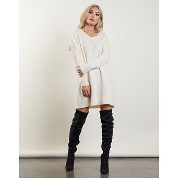 Lexie Thigh High Boots