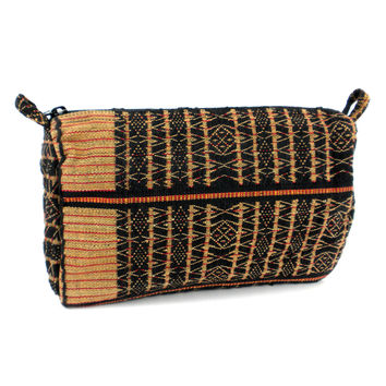 Toiletry Bag or Makeup Bag Nagland Design - Global Groove
