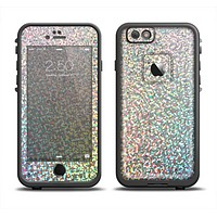 The Colorful Confetti Glitter Apple iPhone 6 LifeProof Fre Case Skin Set