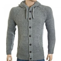 French Connection French Connection 58ABG cardigan grey mel - French Connection from Great Clothes UK