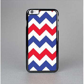 The Patriotic Chevron Pattern Skin-Sert Case for the Apple iPhone 6 Plus
