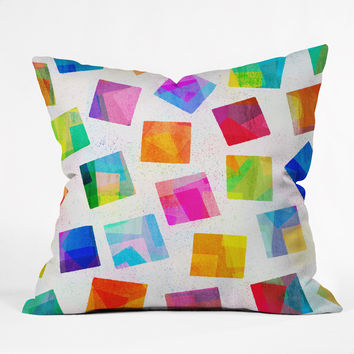 Nick Nelson Serendipity Throw Pillow