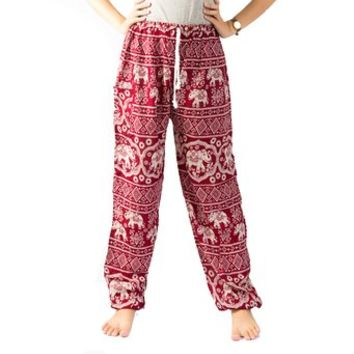 Women Trouser Pants Yoga Pants Aladdin Pants Elephant Pants Bangkok Pants
