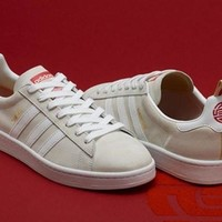 ADIDAS Originals CAMPUS CNY Retro Sneaker ¡±Beigen¡°DB2568