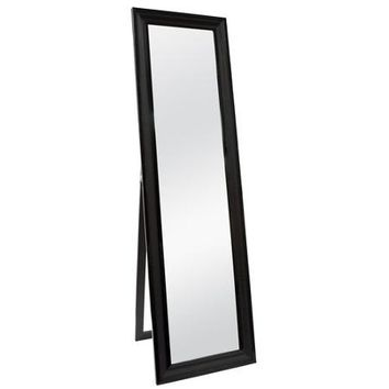Better Homes and Gardens Cambridge Easel Mirror, Black - Walmart.com