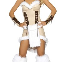 Roma Costume 4207 3pc Indian Maiden