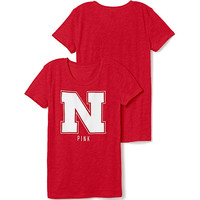 University of Nebraska Crewneck Tee