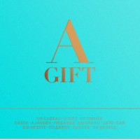 Giftcard info