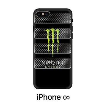 MONSTER THE BEST ENERGY DRINK IPHONE 8 | 8 PLUS
