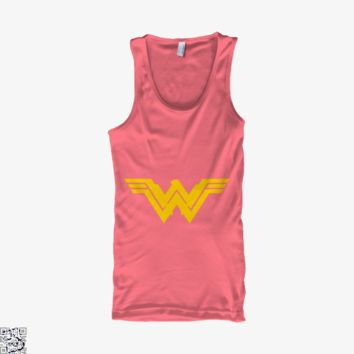 Justice League Wonder Woman, Wonder Woman Tank Top