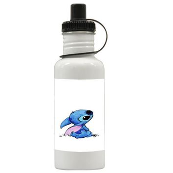 Gift Water Bottles | Lilo And Stitch Disney Aluminum Water Bottles