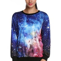 Galaxy Fuse Sweater