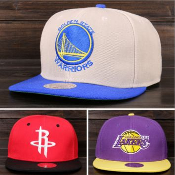 NBA Team Sports Baseball cotton cap Hat