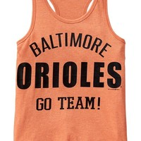 Old Navy Girls MLB Team Tanks