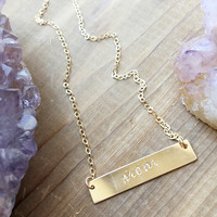 Limited Edition Mom Necklace